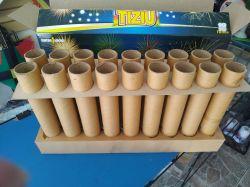 Girândola 234 Cores - 18 tubos cores
