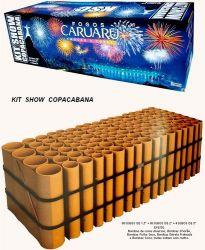 Kit show Copacabana 80 tubos de 1.5