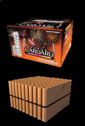 Torta Olímpica 100 tubos 20mm - Fogos Caruaru