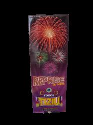 Foguete Reprise de Cores - fogos Tiziu