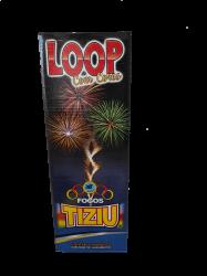 Foguete Loop com Cores - fogos Tiziu