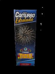 Foguete Camurro Estrelado - fogos Tiziu