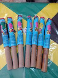 Fumaça colorida Azul bastão 20mm - 1 unidade