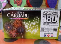 Girândola 180 super show Caruaru